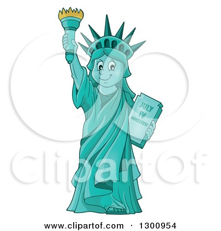 Black and White Sketched Statue of Liberty Posters, Art ...