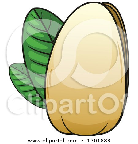 Royalty-Free (RF) Nut Clipart, Illustrations, Vector Graphics #1