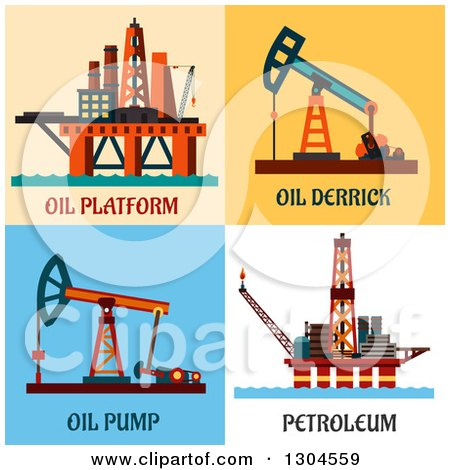 Royalty Free Oil Illustrations by Seamartini Graphics Page 4