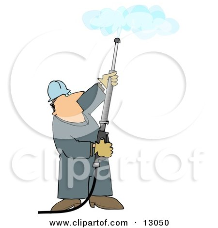 Royalty Free Rf Clipart Illustration Of A Man Pressure
