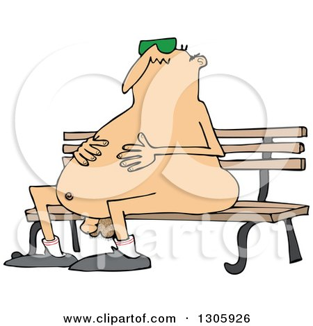 Royalty-Free (RF) Bench Clipart, Illustrations, Vector Graphics #1