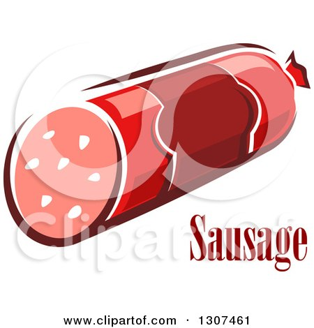 Royalty Free Stock Illustrations of Sausages by Vector Tradition ...