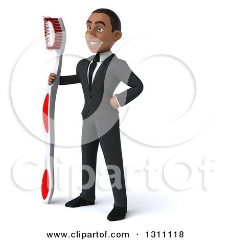Royalty free rf clipart of tooth brushes illustrations for Blue fish dental
