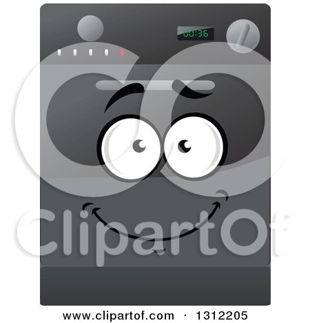 dishwasher clipart black and white. preview clipart dishwasher black and white l