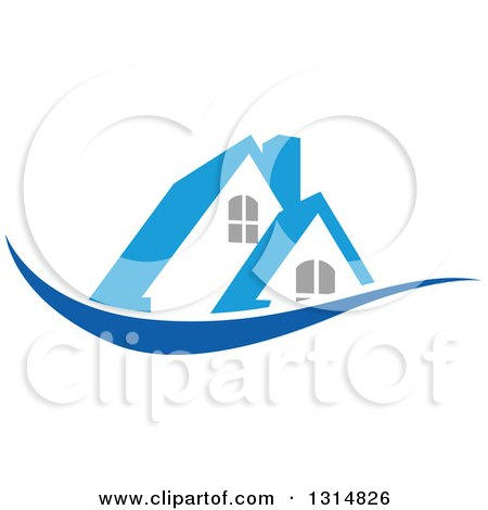 Royalty Free Rf Roof Clipart Illustrations Vector