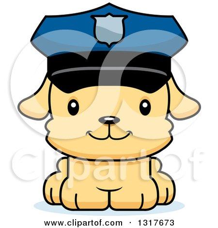 Royalty-Free (RF) Police Dog Clipart, Illustrations ...