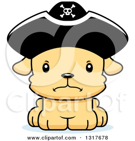 Royalty-Free (RF) Dog Pirate Clipart, Illustrations, Vector ...