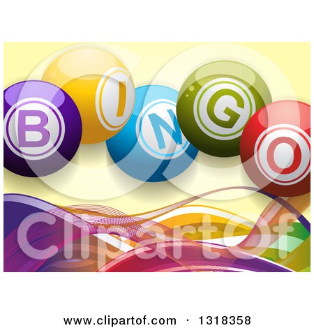 Royalty-Free (RF) Clipart of Bingo Balls, Illustrations, Vector ...