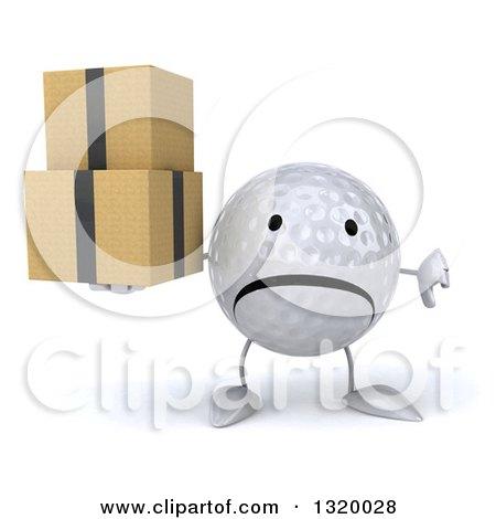 Thumb down golf