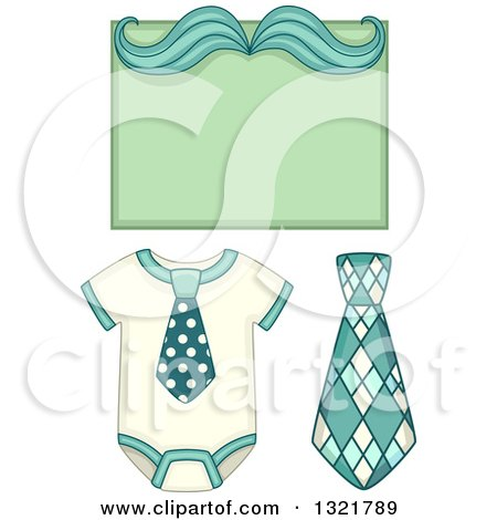 Royalty Free Rf Its A Boy Clipart Illustrations Vector