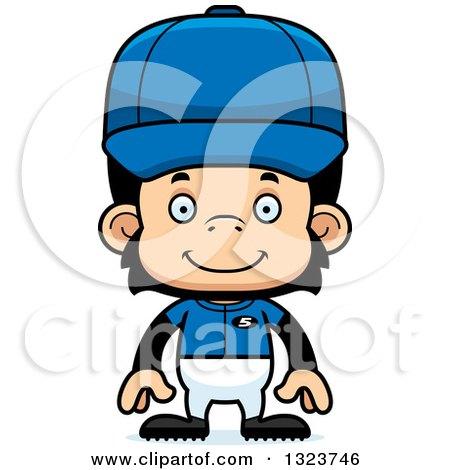 Cheerful baseball player kana kawai 10