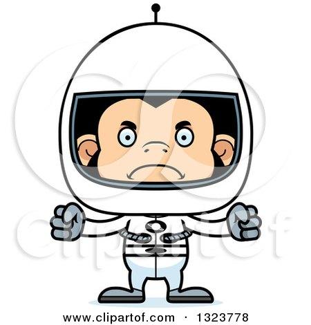 Image Gallery monkey astronaut cartoon