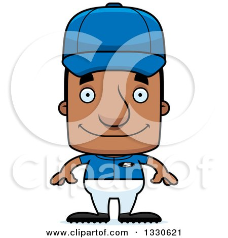 Clipart of a Cartoon Buff Muscular Sports Coach Giving Two Thumbs ...