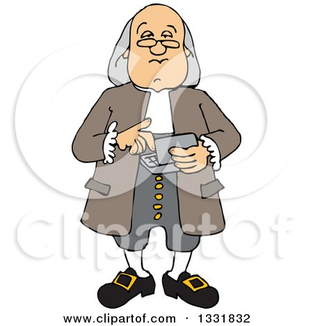 royalty free rf ben franklin clipart illustrations vector rh clipartof com Benjamin Franklin Drawing Benjamin Franklin Illustrations