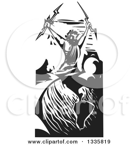 Clipart of a Craftsman, Artist, and Inventor, Daedalus from Greek ...