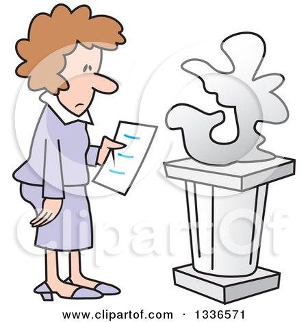 Sculpture Clipart