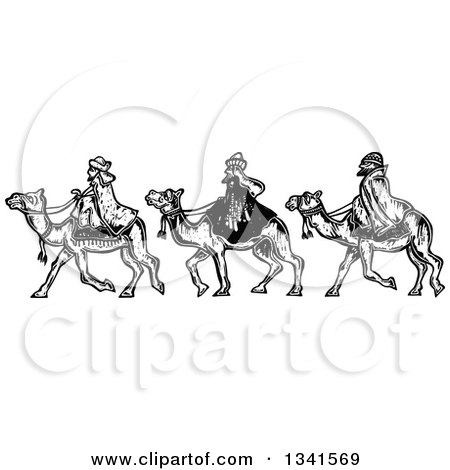 Wise Men On Camels Art | Search Results | Calendar 2015