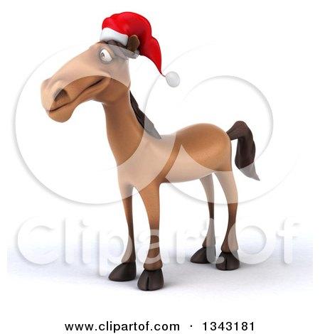 Royalty-Free (RF) Christmas Horse Clipart, Illustrations, Vector ...
