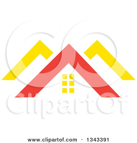 Clipart of rounded corner square protective hand and house for Roof drawing app