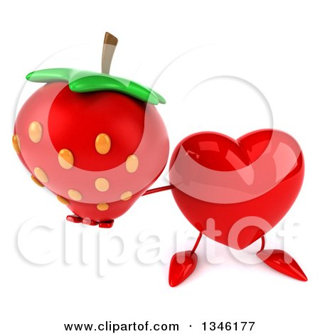 Royalty-Free (RF) Clipart of 3d Hearts, Illustrations, Vector ...