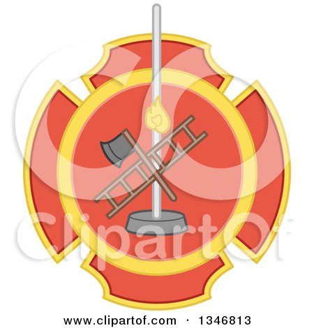 Royalty-Free (RF) Fire Station Clipart, Illustrations, Vector ...