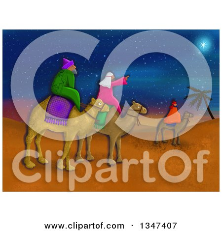 Royalty-Free (RF) Camel Clipart, Illustrations, Vector Graphics #1