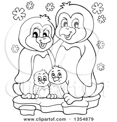 free iceberg coloring pages - photo#6