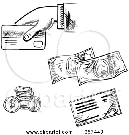 Royalty-Free (RF) Clipart Illustration of a Grunge ...