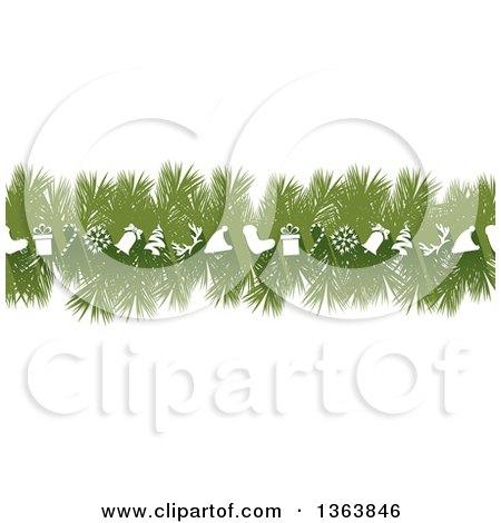 Royalty-Free (RF) Garland Clipart, Illustrations, Vector Graphics #1