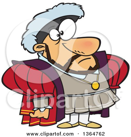 Royalty Free Rf King Henry Viii Clipart Illustrations