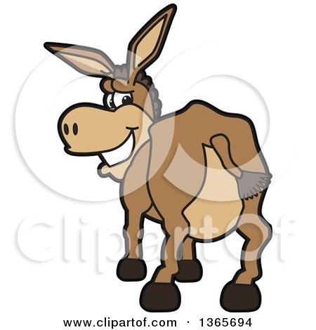 Donkey Ass Cartoon