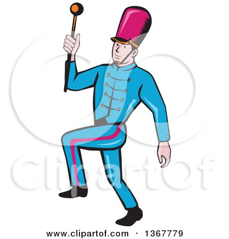 Royalty-Free (RF) Marching Band Clipart, Illustrations, Vector ...