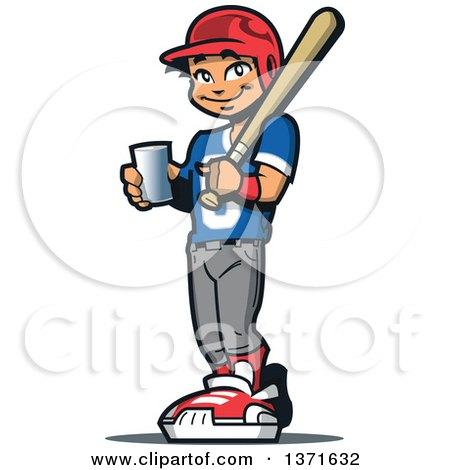 Cheerful baseball player kana kawai 7