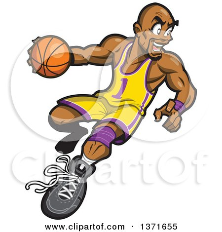 royalty free rf basketball player clipart illustrations vector rh clipartof com basketball player clipart shooting basketball player clipart gif