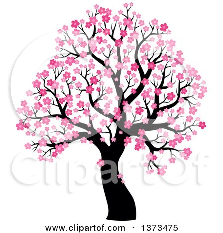 Royalty-Free (RF) Clipart of Blossoms, Illustrations, Vector ...
