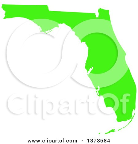 Royalty-Free (RF) State Of Florida Clipart, Illustrations, Vector ...