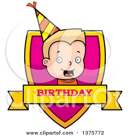 Royalty-Free (RF) Birthday Boy Clipart, Illustrations, Vector ...