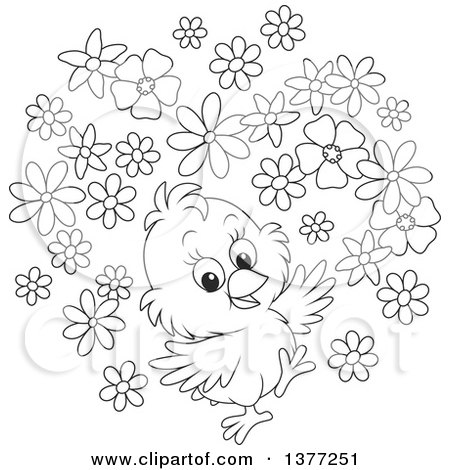 Royalty-Free (RF) Baby Chick Clipart, Illustrations ...
