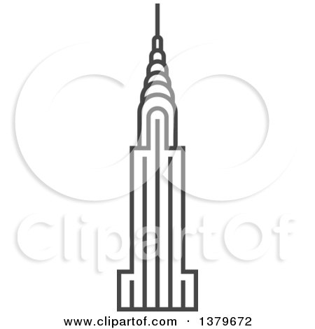 Royalty-Free (RF) Clipart of Skyscrapers, Illustrations ...