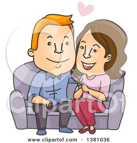 Dating clipart