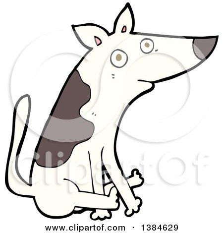 Dog Butt Clipart