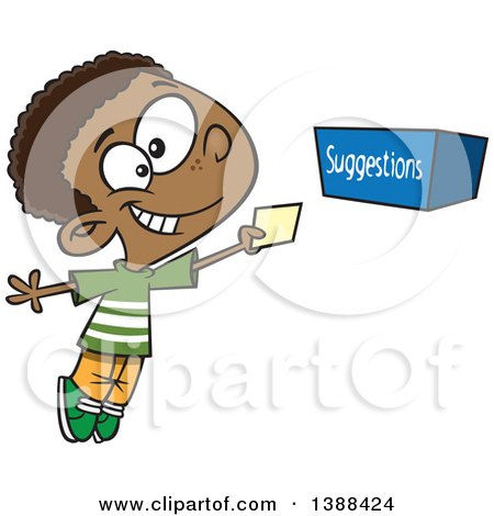 Royalty-Free (RF) Suggestion Clipart, Illustrations ...