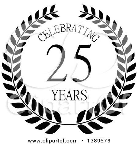 Royalty-Free (RF) Anniversary Clipart, Illustrations ...