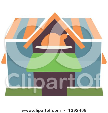 Royalty-Free (RF) Store Front Clipart, Illustrations, Vector ...