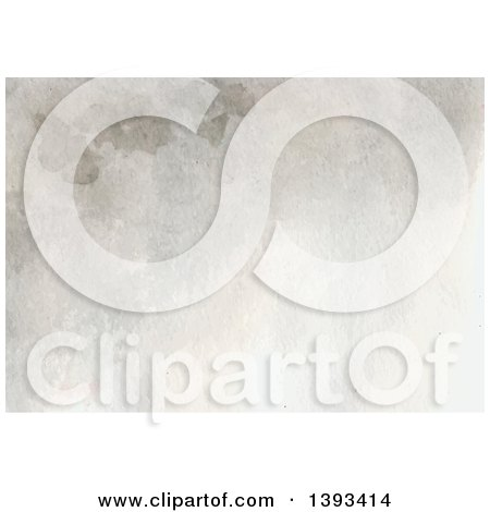 Clipart of a Wet Paper Background - Royalty Free Vector Illustration by vectorace
