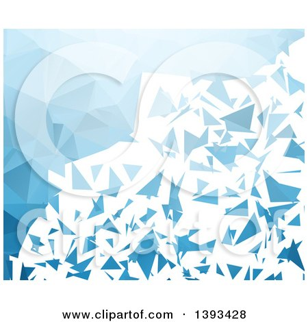 Clipart of a Abstract Geometric Background - Royalty Free Vector Illustration by vectorace