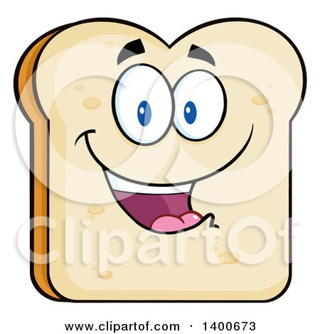 royalty free rf bread mascot clipart illustrations vector rh clipartof com free bulldog mascot clipart free mascot clipart images