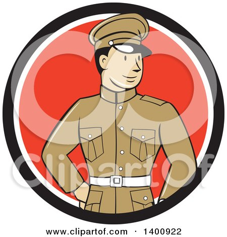Royalty-Free (RF) Wwi Clipart, Illustrations, Vector Graphics #1