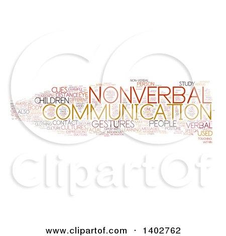Royalty Free Rf Nonverbal Communication Clipart