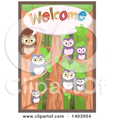 Free Clip Art Saying Welcome